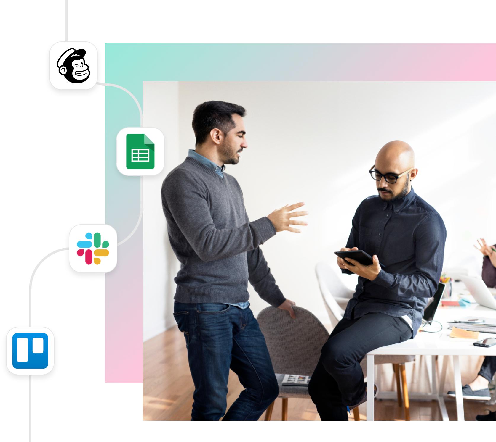 Zapier for Companies image