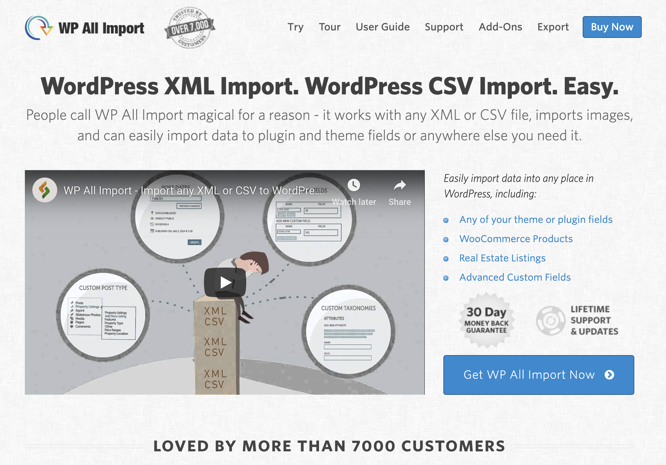WP All Export Pro Screenshot Examples & Demo Videos | Zapier