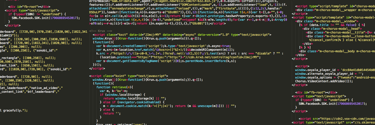 Hacking Things Together: How to Code a Landing Page Without