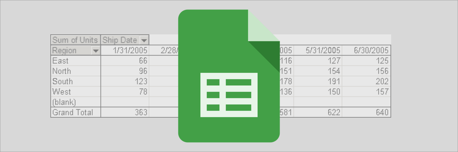 How to Use Pivot Tables in Google Sheets - Google Sheets | Zapier