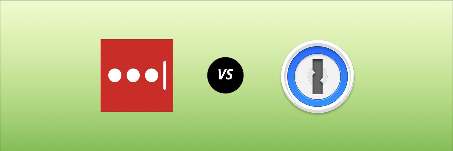 Password Manager Showdown: LastPass vs  1Password