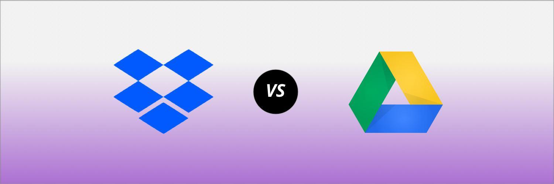 Cloud Storage Showdown: Dropbox vs  Google Drive