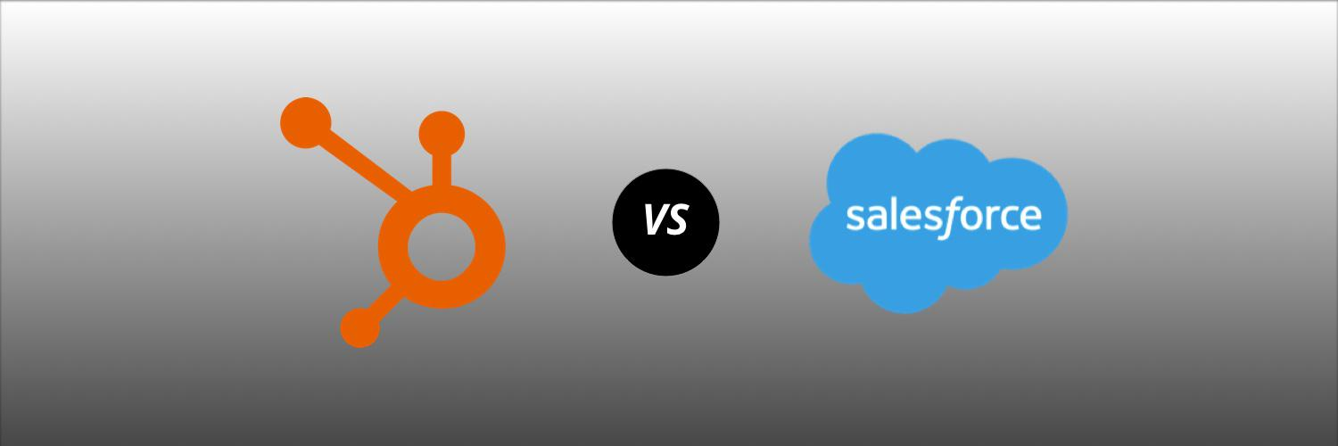 CRM Showdown: HubSpot vs  Salesforce