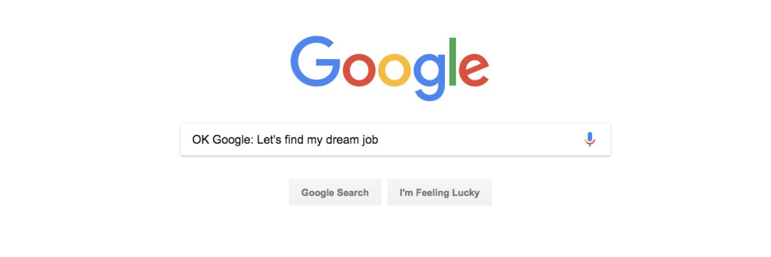 How to Find the Perfect Job with Google Search Operators