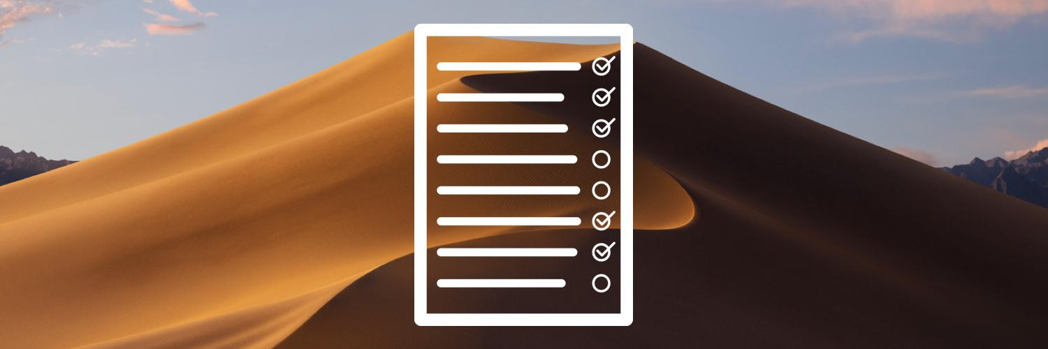 QnA VBage The Best To Do List Apps for Mac