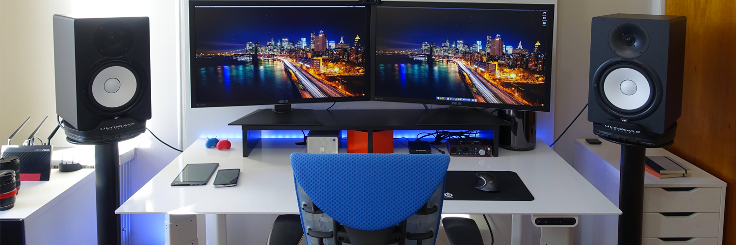 Productivity And Ergonomics: The Best Way To Organize Your Desk