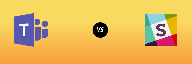 Slack vs  Microsoft Teams: Team Chat Apps Showdown