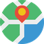 ArcGIS Online integration logo