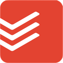 Todoist integration logo