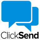 ClickSend SMS integration logo