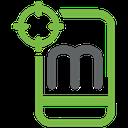 M-target integration logo