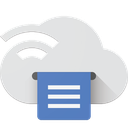 Google Cloud Print integration logo