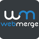 WebMerge integration logo