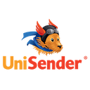Unisender integration logo