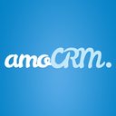 amoCRM integration logo