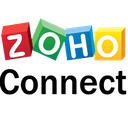 Zoho Connect integration logo