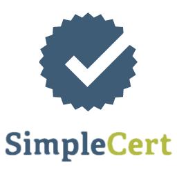 SimpleCert