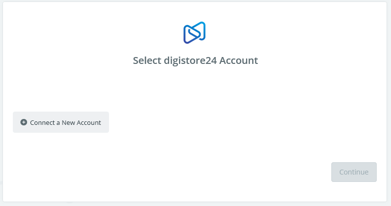 Click to connect Digistore24