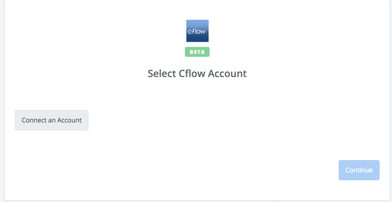 Click to connect Cflow