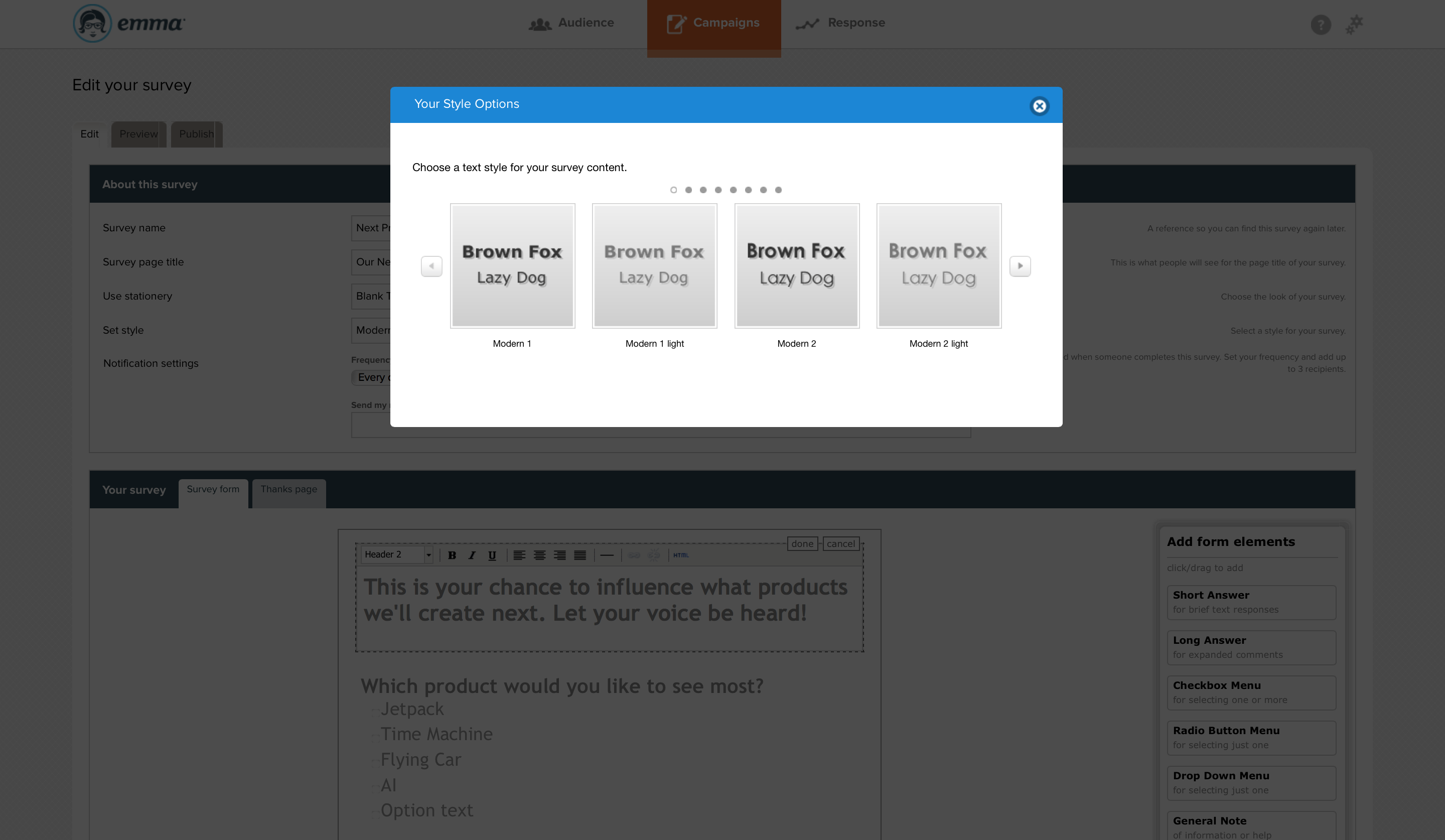 Emma - Features, Pricing, Alternatives, and More | Zapier