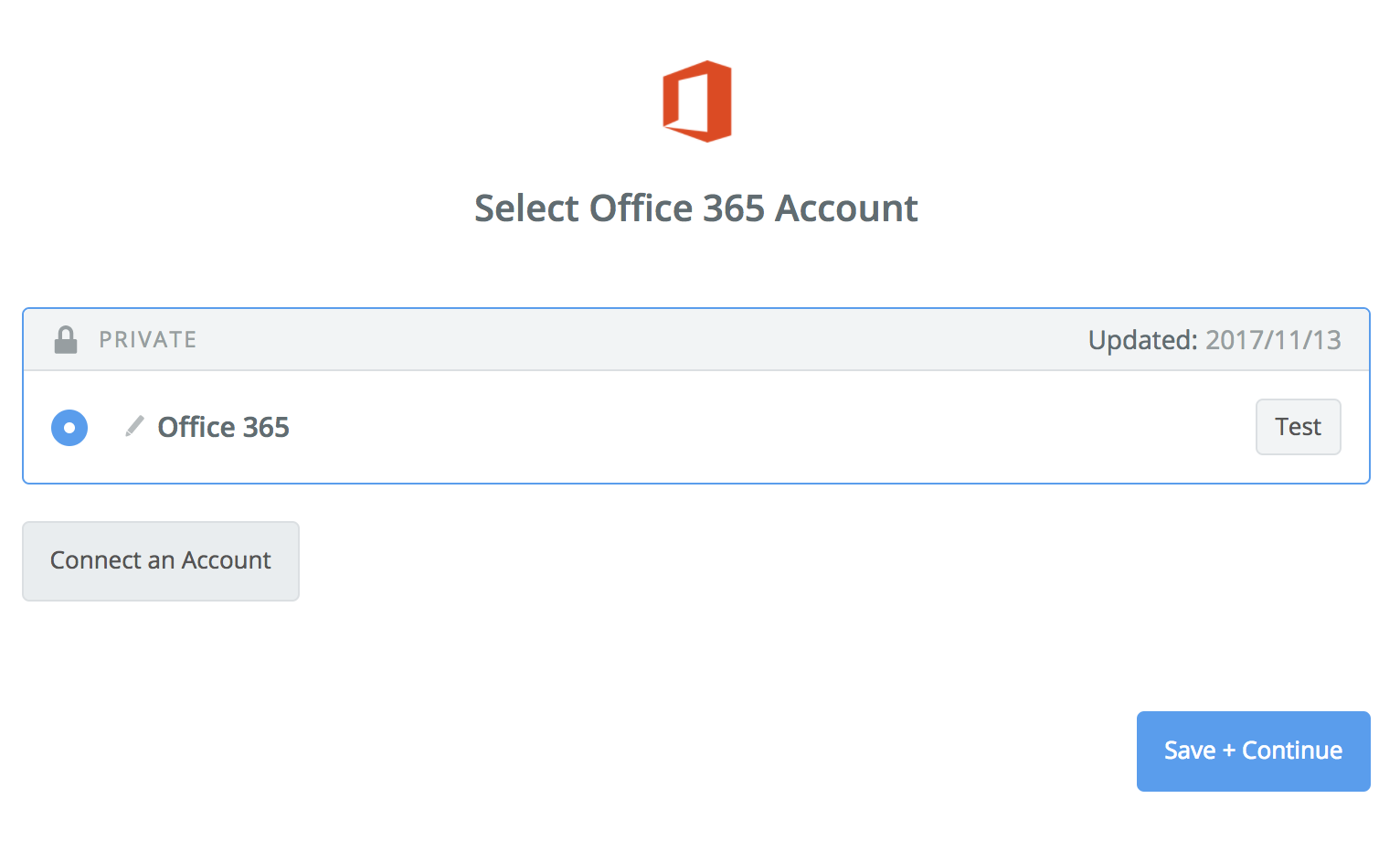 Office 365 Account Test