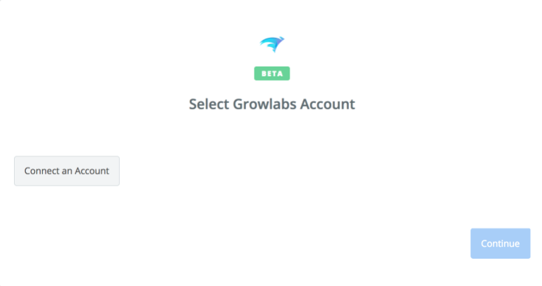 Click to connect  Growlabs