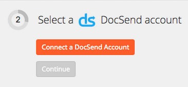 Connect Your DocSend Account