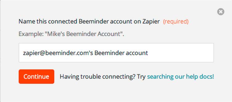 Beeminder 2