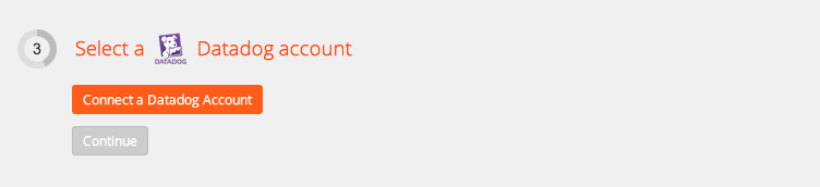 Connect your Datadog account to Zapier