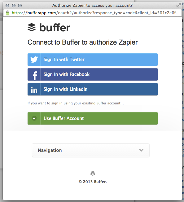 Connect Buffer 3