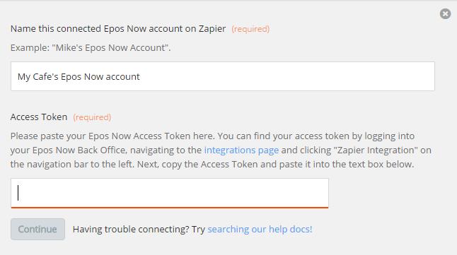 Epos Now API Key