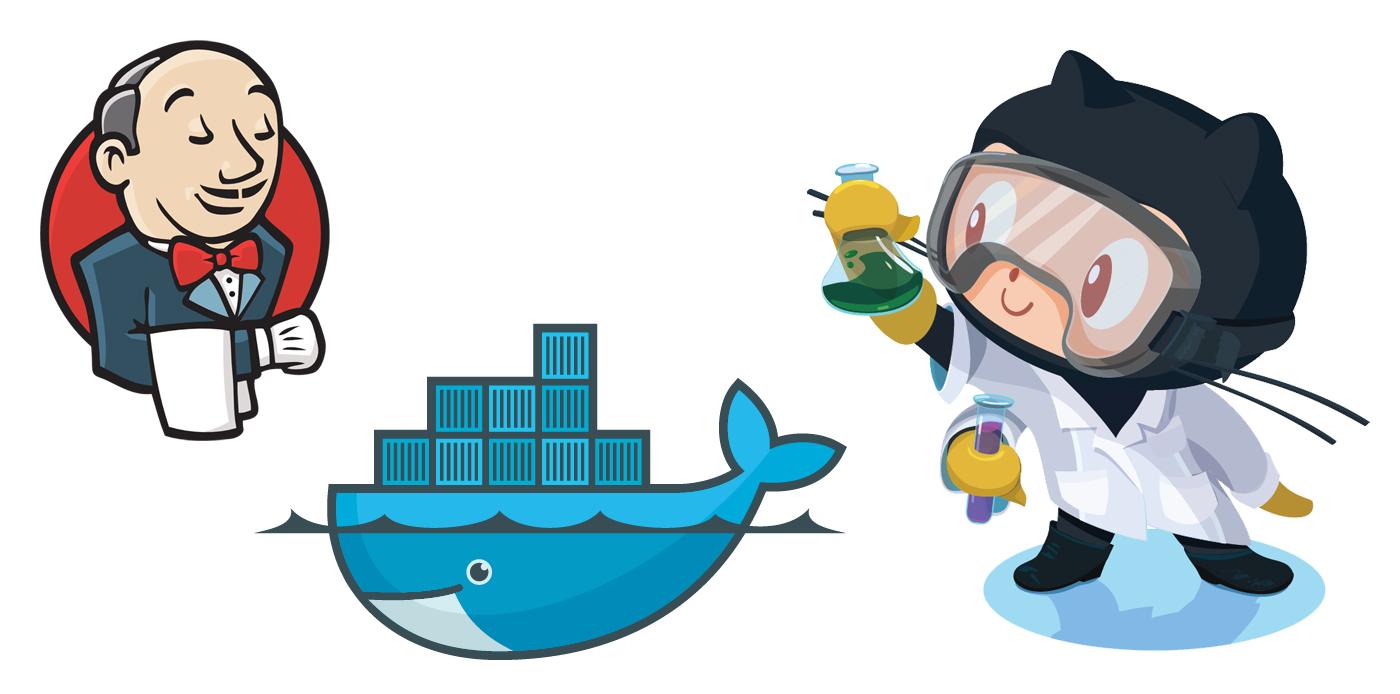 Docker, Jenkins and Github
