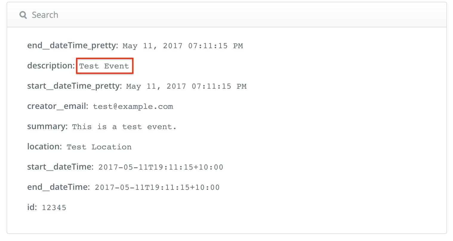 google calendar integration help support zapier
