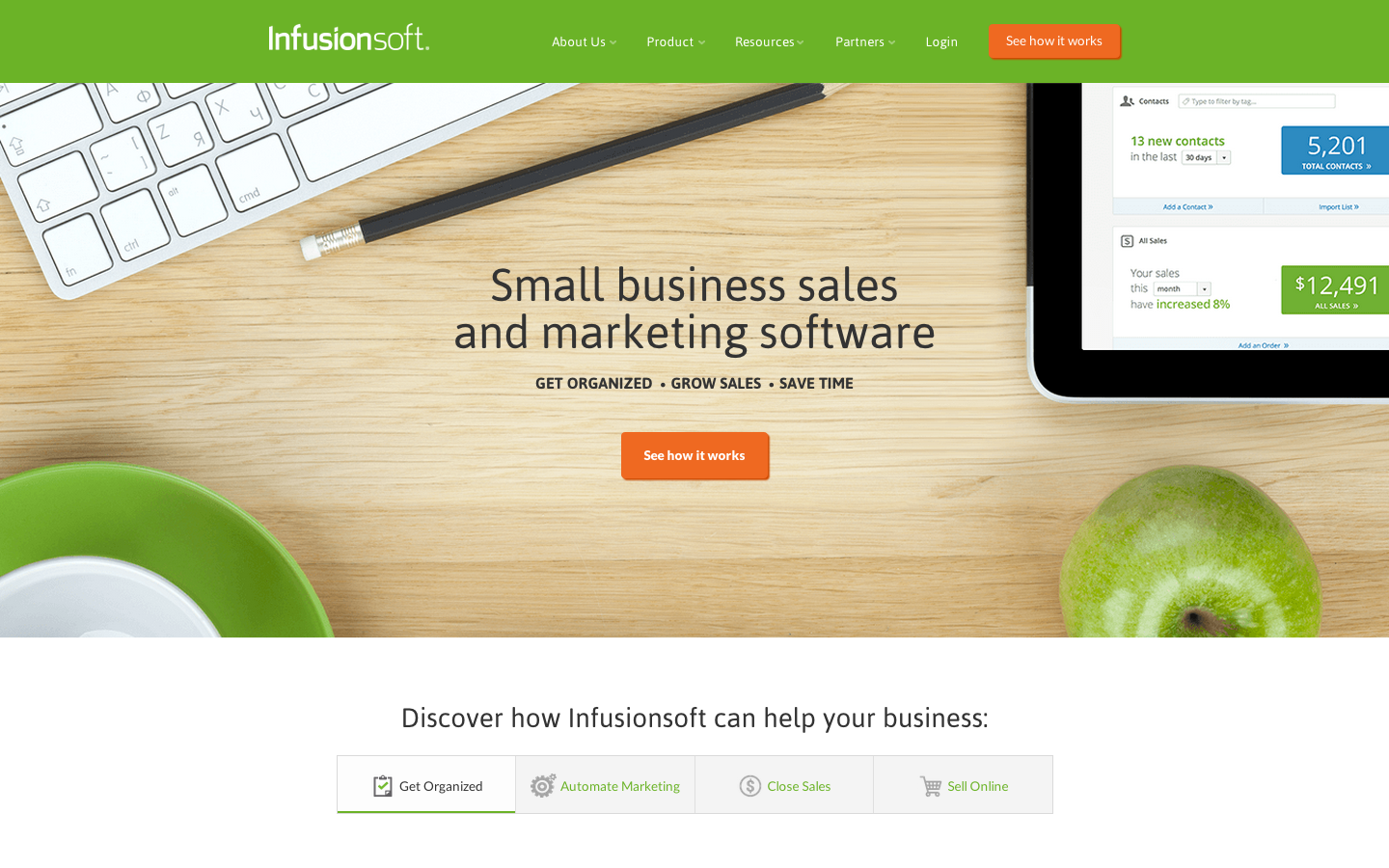 Infusionsoft Review: Pricing, Features and Alternatives - Zapbook ...