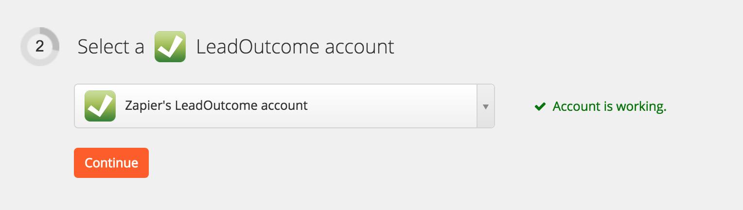 LeadOutcome Account Test
