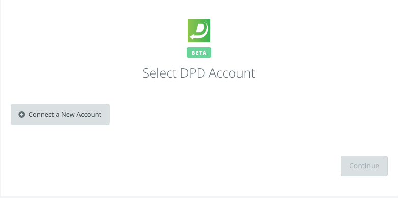 Click to connect DPD