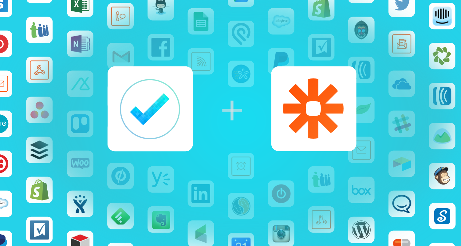 MeisterTask and Zapier