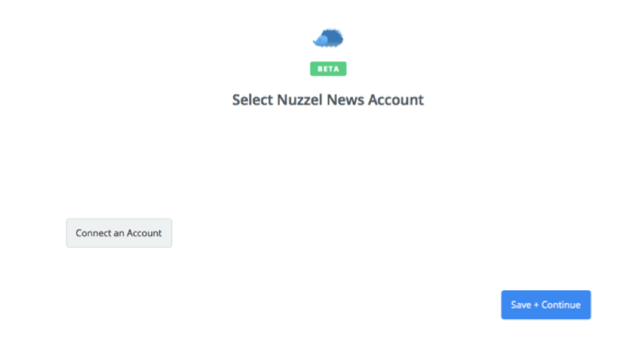 Click to connect Nuzzel News