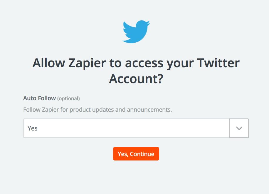 Twitter - Integration Help & Support | Zapier