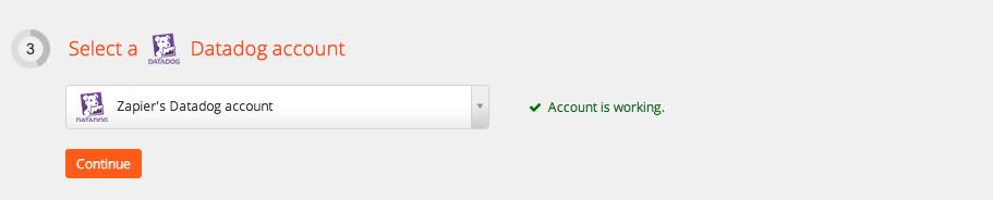 Datadog Account Test