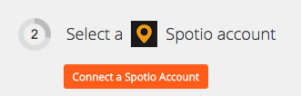 Connect to Spotio