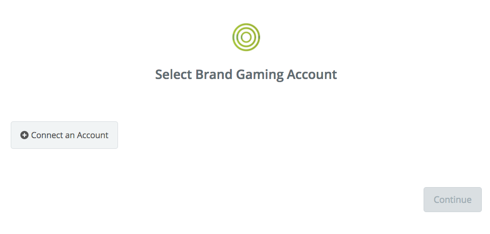 Connect Brand Gaming