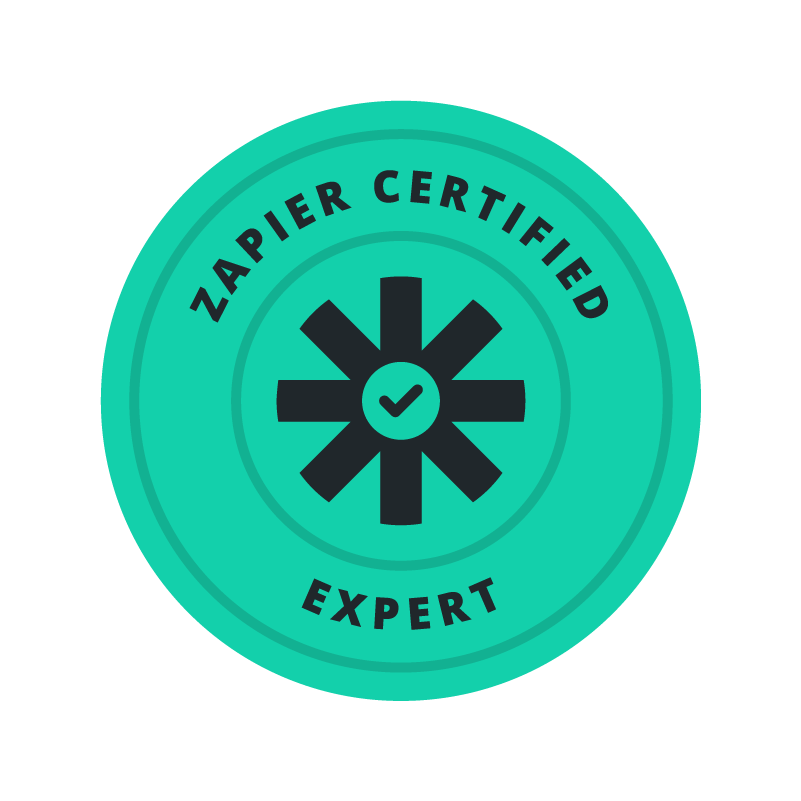 Zapier Certification