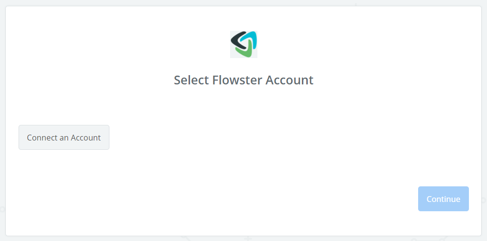 Click to connect Flowster