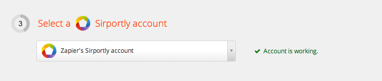 Sirportly Account Test