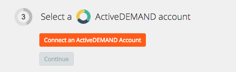 Click to connect ActiveDEMAND