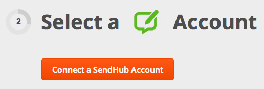 Connect SendHub to Zapier