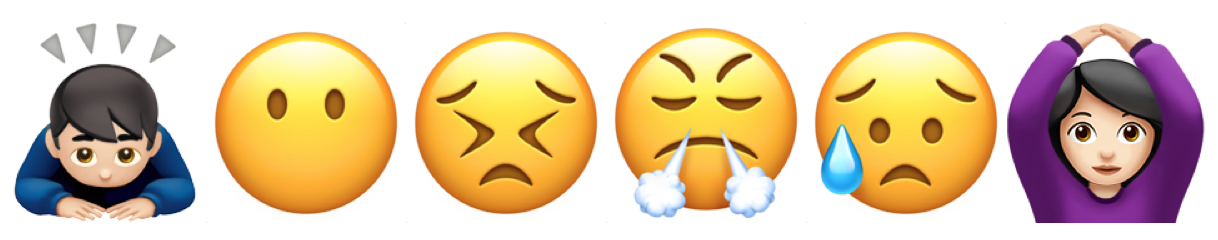 How To Emoji Like A Pro - Emojis created real life still dont make sense