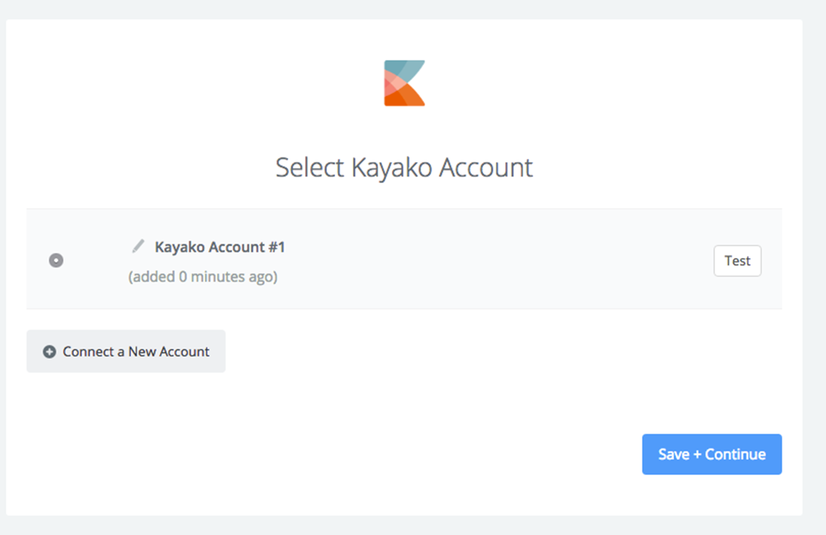 Kayako connection successfull