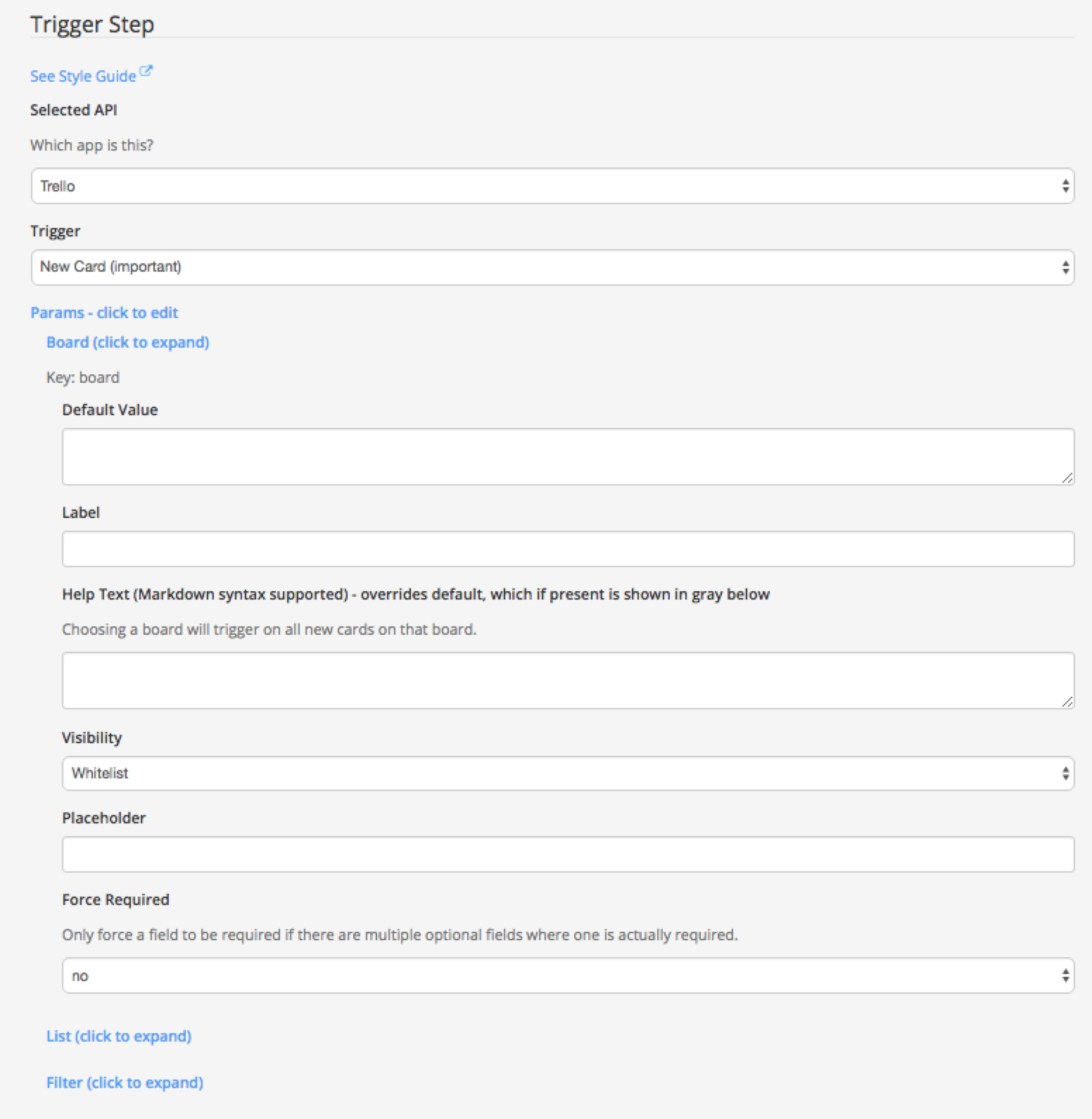 Zap Templates Triggers and Actions Zapier – Attendees List Template